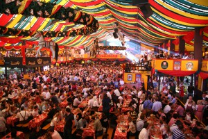 Visit Oktoberfest if you stay at VISIONAPARTMENTS in Munich in October