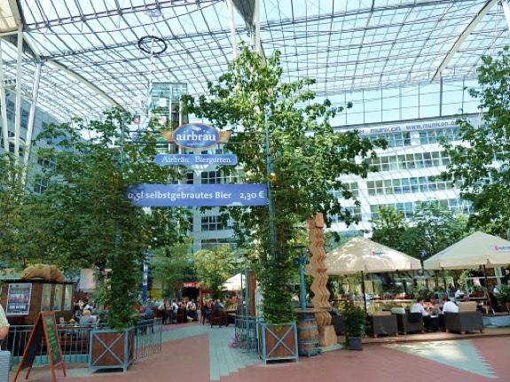 Munich Airport Bavarian Brewery