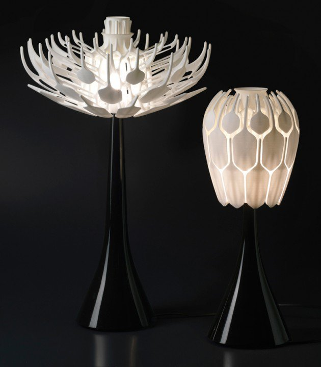 Bloom Lamps from .MGX by Materialise shop