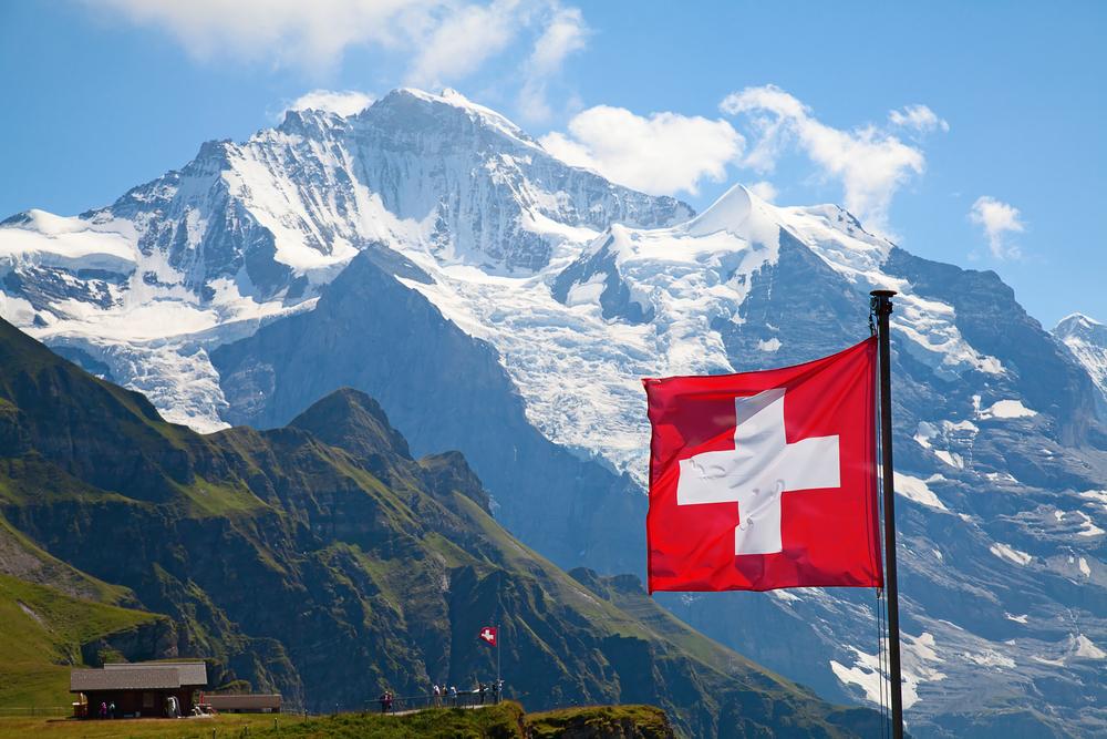 Switzerland landscape - facts about switzerland
