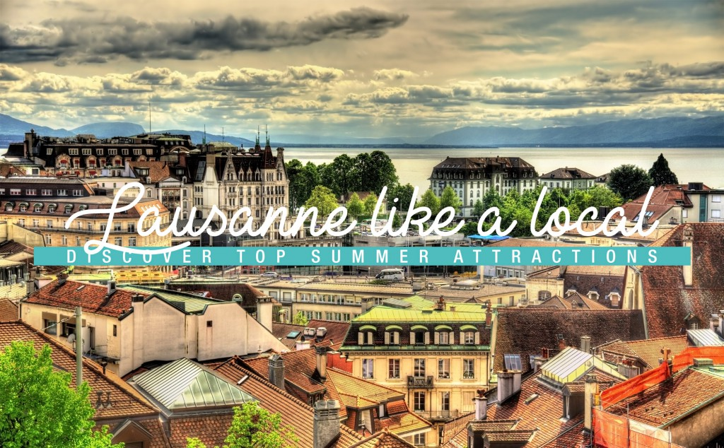What to do in Lausanne