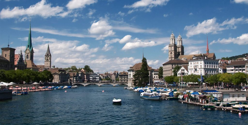 Renting an apartment in Zurich
