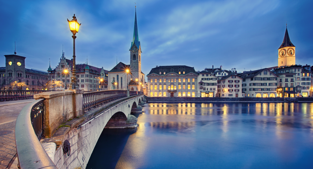 Travelling to Zurich - how to get there